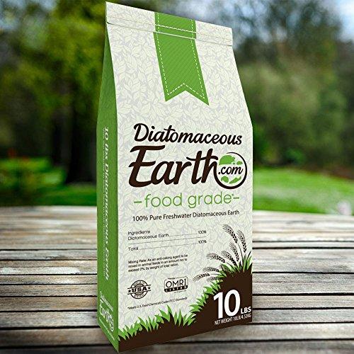 Food Grade Diatomaceous Earth 10 Lbs