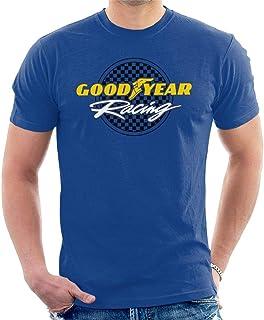 Goodyear Racing logo herr t-shirt