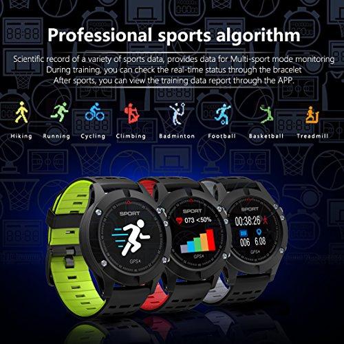 Reloj inteligente, Reloj deportivo con altímetro/ barómetro ...
