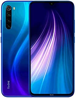 Xiaomi Redmi Note 8 Versión Global 128GB 4GB RAM - Neptune