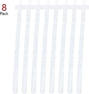 plastic merchandise hooks