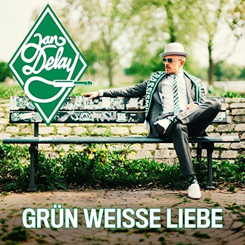 Grün weiße Liebe