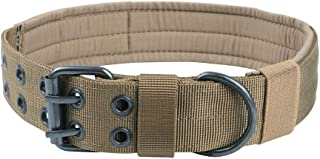 Best dog collars with 2 d rings Reviews