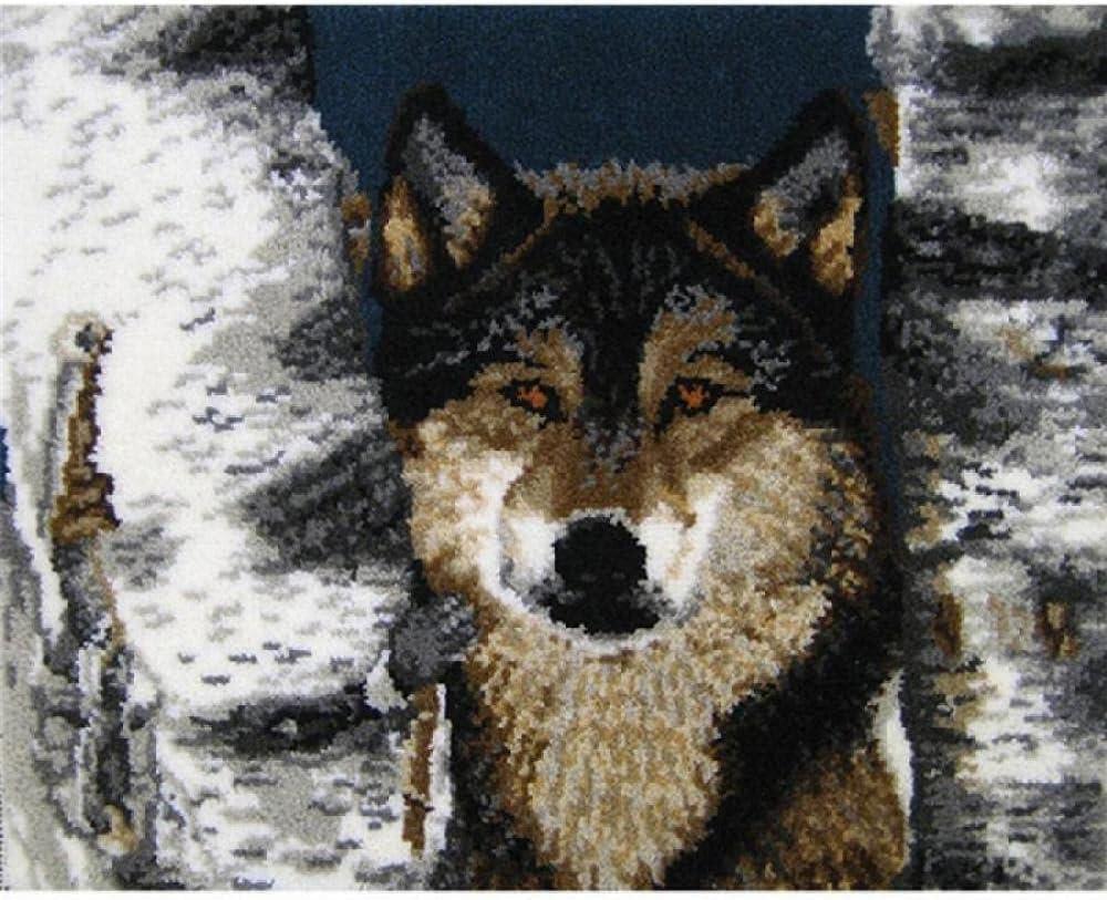Latch Recommendation Hook Kit Handcraft Cushion DIY Set C Rug Carpet shop Embroidery