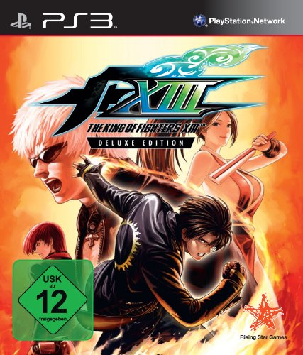 The King of Fighters XIII - Deluxe Edition [Edizione: Germania]