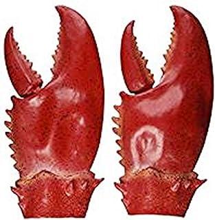 Nemo : Jaques Larry Sebastian Metal Enamel Pin Badge Brooch Red Lobster by Mainly Metal