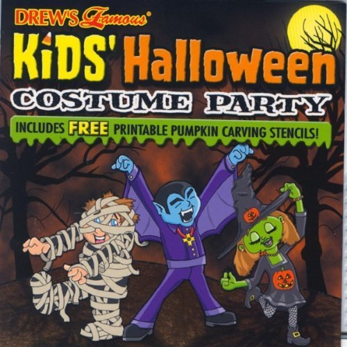 Drew's Famous Kids Halloween Costume Party by Various Artists (2002-08-20)