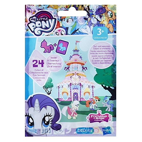 My Little Pony HASBRO E1309 Ponis sorpresa en bolsa, articulo variado