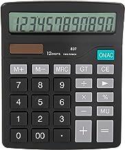 $32 » Calculator Portable Calculator Commercial Calculate Tool 12 Digits Dual Power Desktop Electronic Calculators Office Supply...