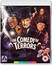 The Comedy of Terrors Region B UK