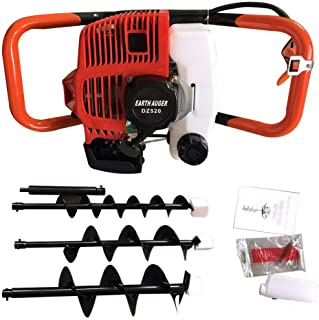 Best gasoline powered post hole digger Reviews