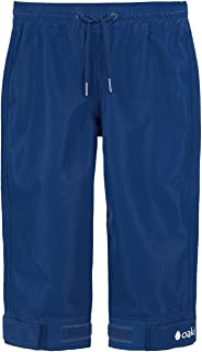 Oakiwear Kids' Trail Rain Pants | Black, Yellow, Blue, Purple, Hot Pink, Orange, Green, Navy Blue