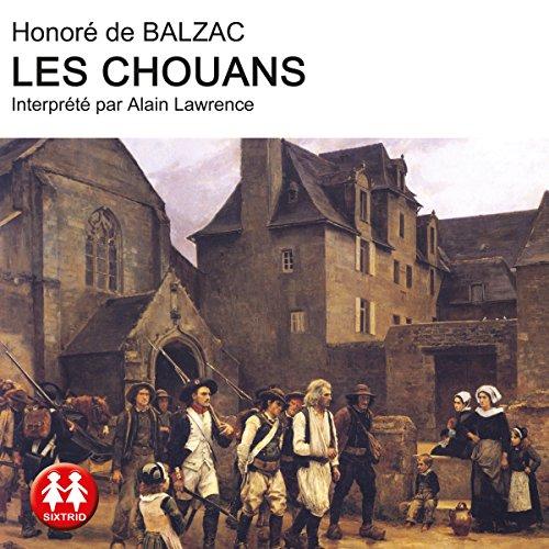 Les chouans audiobook cover art
