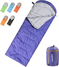 EMONIA Camping Sleeping Bag, 3 Season Waterproof Outdoor Hiking Backpacking Sleeping Bag..