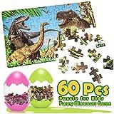 Dreamingbox Juguete Niño 2-8 Años, Dinosaurios Juguetes Puzzle...