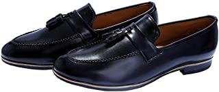 Hush Berry The Vintage Royal Tassel Loafer Shoes for Men
