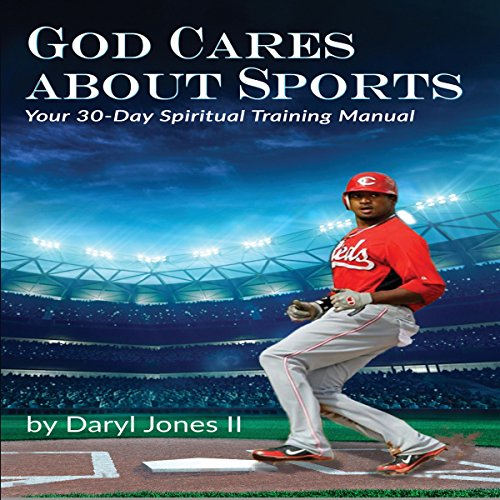 God Cares About Sports audiobook cover art