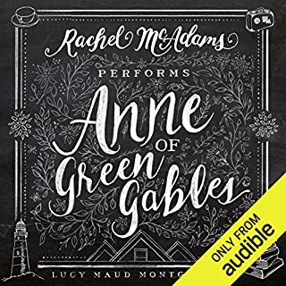 Anne of Green Gables                   Written by:                                                                                                                                 Lucy Maud Montgomery                               Narrated by:                                                                                                                                 Rachel McAdams                      Length: 9 hrs and 22 mins     264 ratings     Overall 4.9