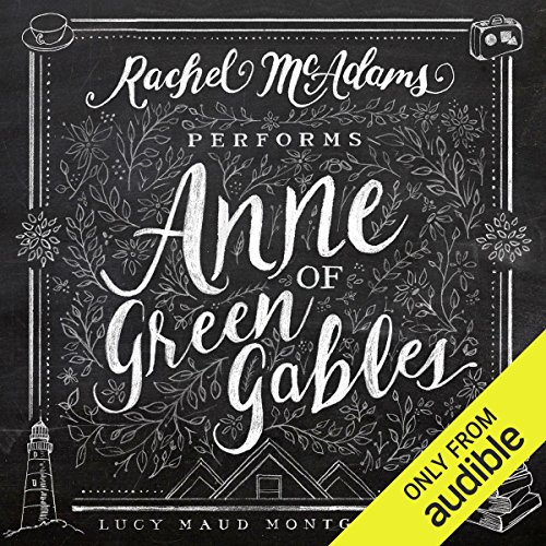 Anne of Green Gables                   By:                                                                                                                                 Lucy Maud Montgomery                               Narrated by:                                                                                                                                 Rachel McAdams                      Length: 9 hrs and 22 mins     7,306 ratings     Overall 4.8