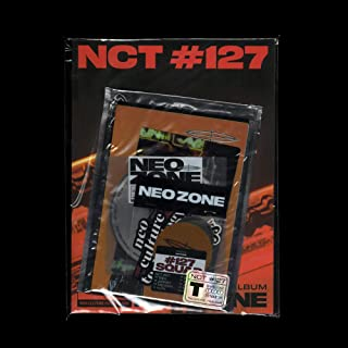 NCT 127 - NCT #127 Neo Zone [T ver.] (Vol.2) Album+Extra Photocards Set