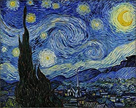 Shayee DIY 5D Diamond Painting Starry Sky Kits for Adults Full Drill, Needlework Cross-Stitch Patterns Embroidery Kits Art...