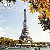 2020 Paris Wall Calendar by Br...