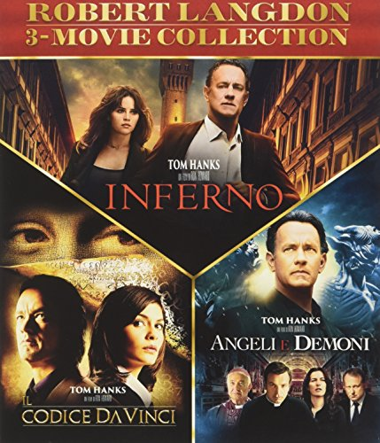 Robert Langdon Trilogia (Box 3 Br Inferno,Angeli E Demoni,Il Codice Da Vinci)