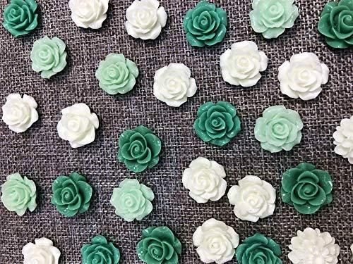 Ballm 30 Pcs Decorative Thumb Tacks Colorful Cute Push pins for Photos Wall, Maps, Bulletin Board or...