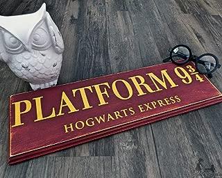 Best hogwarts platform sign Reviews