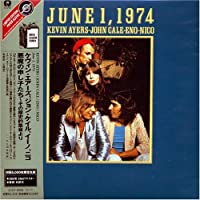 June 1 1974 by Kevin Ayers
