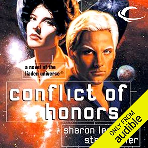 Conflict of Honors audiobook cover art