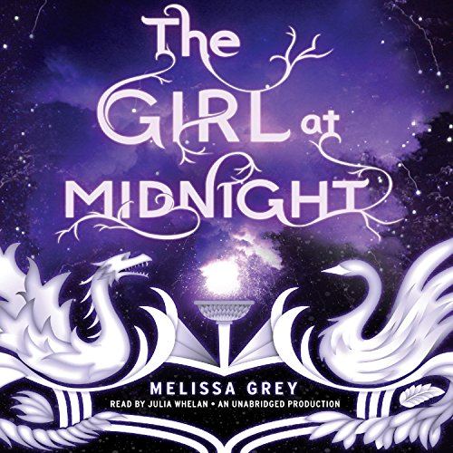 The Girl at Midnight Titelbild