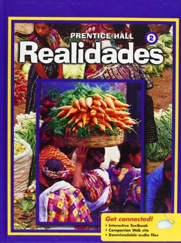 PRENTICE HALL SPANISH REALIDADES LEVEL 2 STUDENT EDITION 2008C
