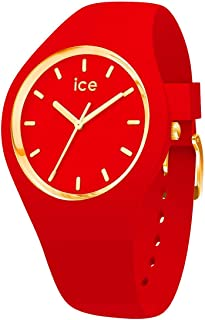 [アイスウォッチ]ICE WATCH 腕時計 ウォッチ アイスグラム 34mm レッド メンズ レディース [並行輸入品]