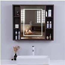 Mobile Specchio Da Bagno.Amazon It Oro Armadietti A Specchio Mobiletti E Armadietti