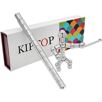 Penna Fidget in Metallo allevia la Penna Magnetica del Giocattolo Antistress Penna Neutra Antistress per LUfficio del Giocattolo Penna Neutra per Adulti e Bambini