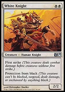 Magic: the Gathering - White Knight - Magic 2011