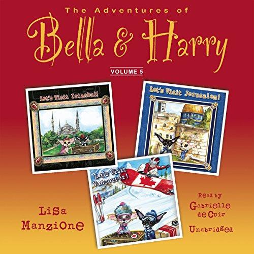 The Adventures of Bella & Harry, Vol. 5 audiobook cover art
