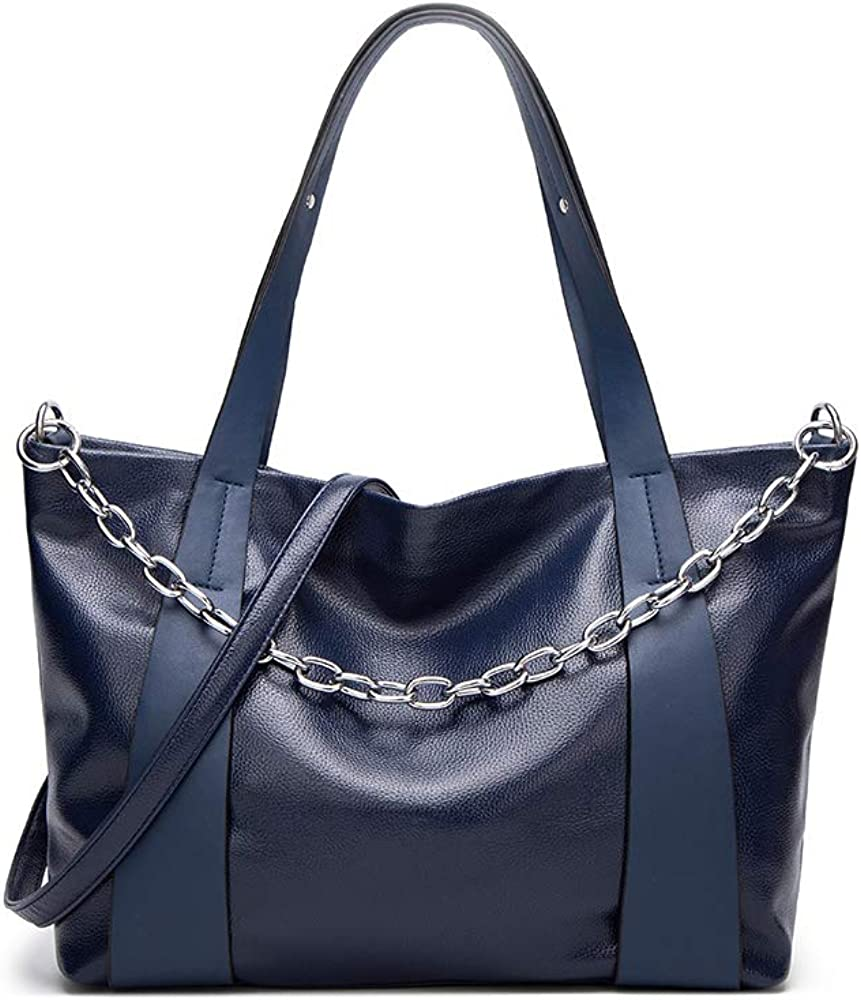 YANAIER Women's Handbags Sales of SALE Limited price sale items from new works Shoulder Bags Leather PU Handl Top Tote