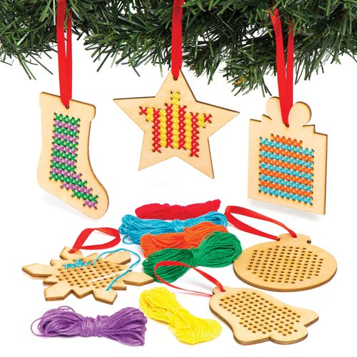 Christmas Crafts For Children To Make Amazon Co Uk