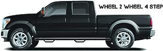 N-Fab T1678CC-TX Textured Black Nerf Step : Cab Length Black-T1678CC-TX