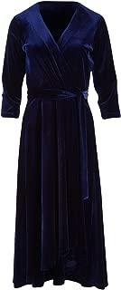 Moonlight Bird Womens Calf Length Dresses Annabelle Dress Midnight - Dresses