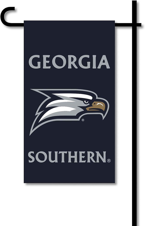 BSI NCAA Unisex Mini Garden Flag w//Pole