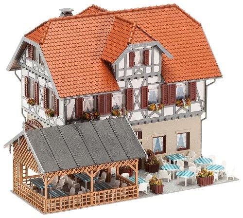 Faller FA130438 - Gasthaus Sonne mit Laube