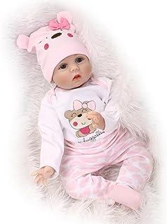 XINYU Nicery Reborn Baby Doll Simulación Realista Bebés Mu