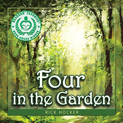 Four in the Garden audiobook cover art