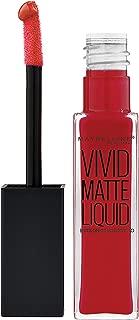 Maybelline Vivid Matte Lipstick Number 35, Rebel Red