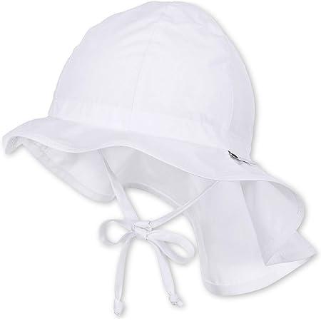 Sterntaler Flapper Sombrero para el Sol Unisex bebé