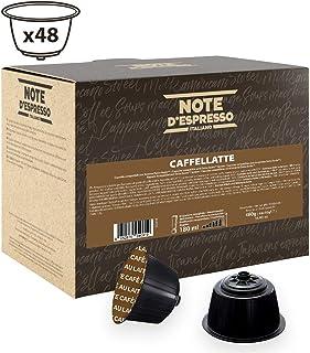 Note D'Espresso - Cápsulas de Caffelatte Instantáneo