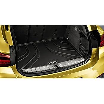 Passform Schwarz BMW X2 Jahr: 18-20 Element ELEMENT0218113 Passgenaue Premium Antirutsch Gummi Kofferraumwanne